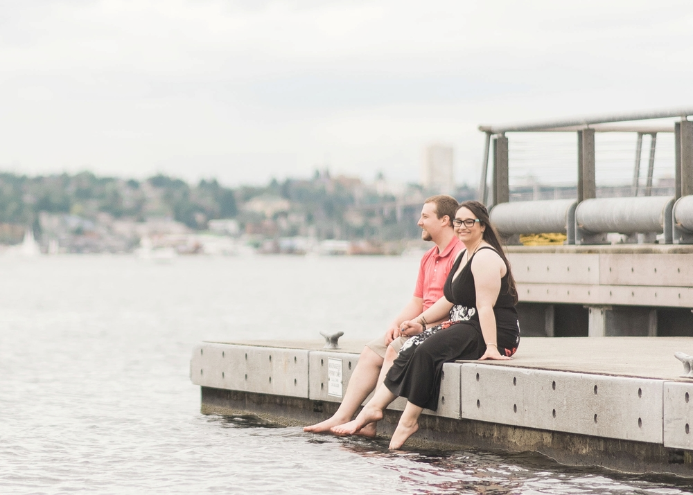 Seattle Engagement Session | Seattle Wedding Photographer