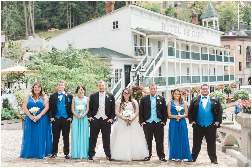 Roche Harbor Wedding