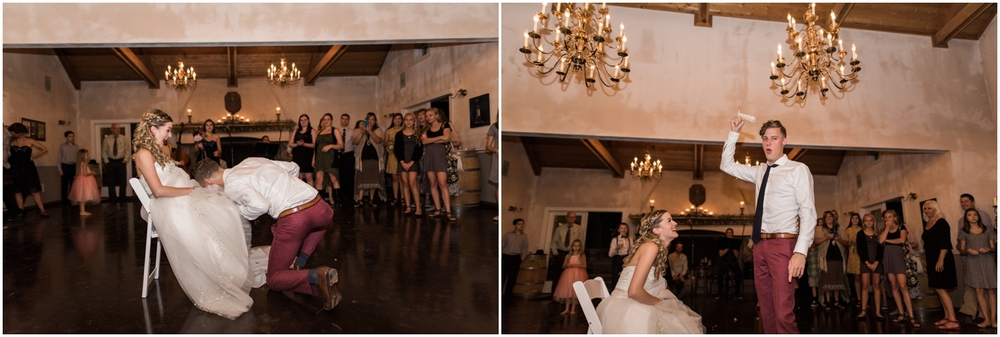 Delille Cellars Wedding - andrea and jay