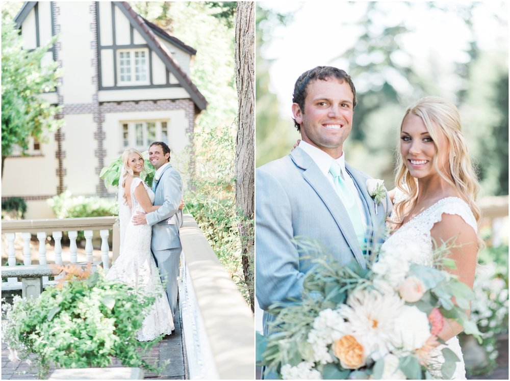 Bailey and Danes Lairmont Manor Wedding. Bellingham Weddin Photographer