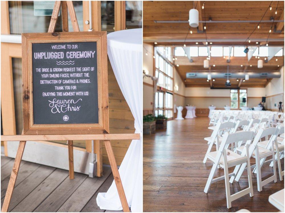 Port townsend maritime center wedding