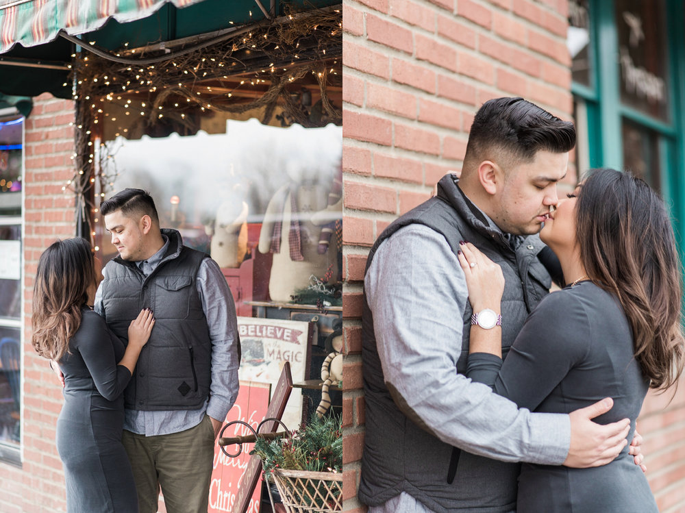 Snohomish Winter Engagement