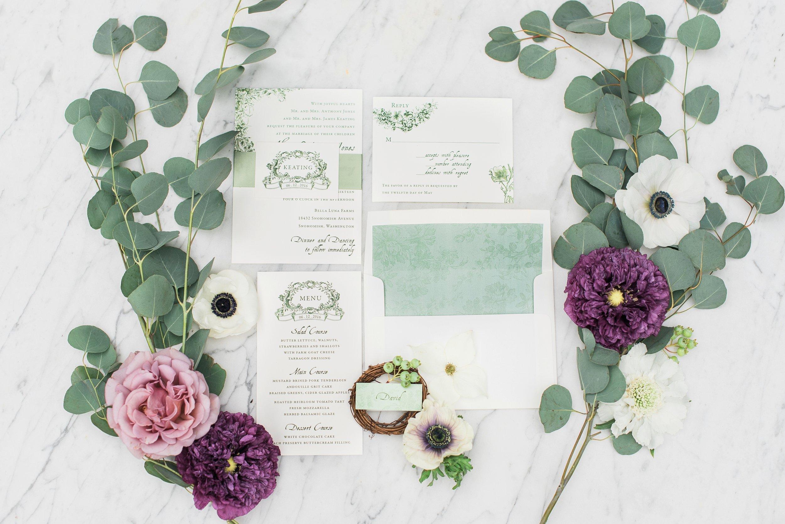 Bella Luna Farm Wedding — B. Jones Photography   Seattle Wedding ...
