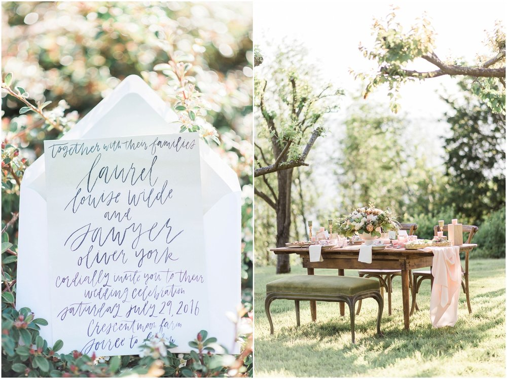 Coordination: Alexis Marie Events | Invitation: