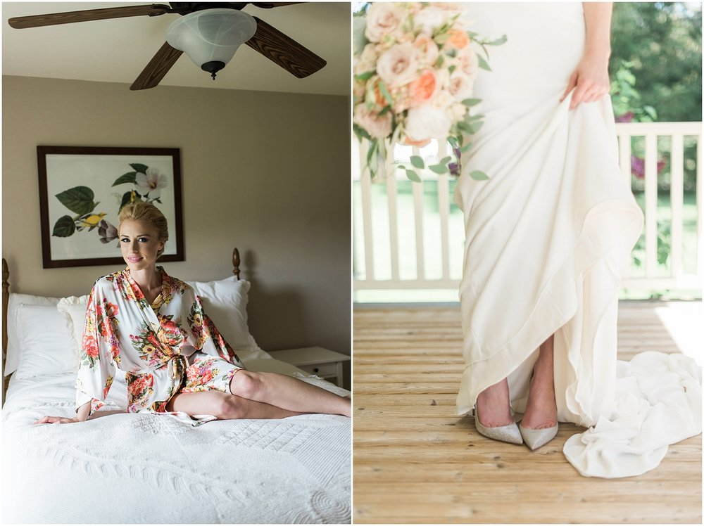 Kelly Farm, christian louboutin, summer wedding, PNW Wedding, bridal robes,  trend setting wedding, barn wedding, bonney lake wedding, wa wedding photographer, film inspired wedding photography