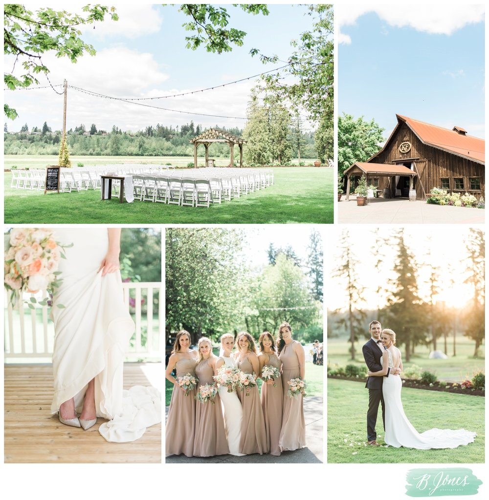 Kelley Farm Wedding