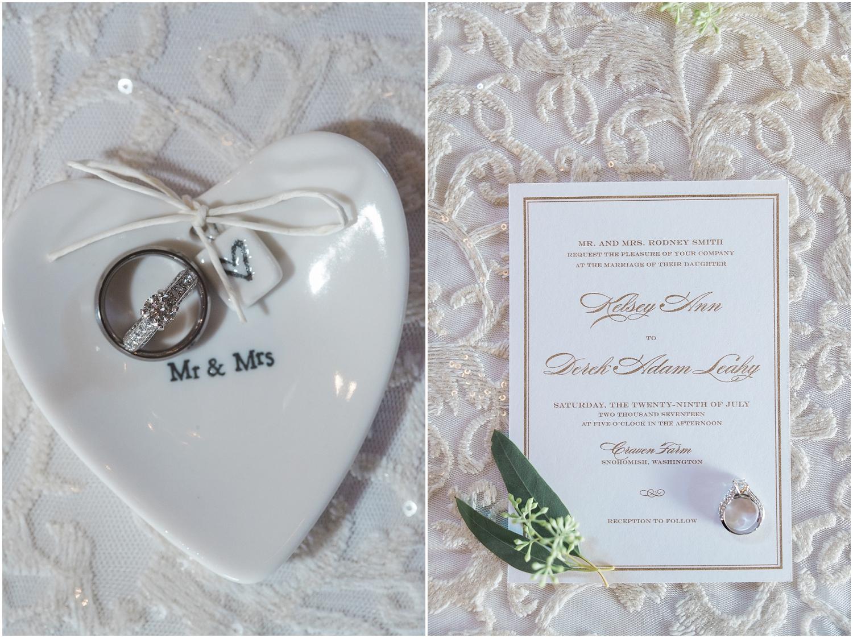 Craven Farm Wedding — B. Jones Photography | Seattle Wedding ...