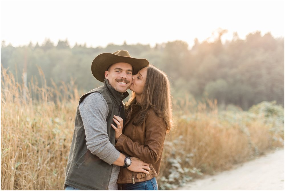 B. Jones Associate, Everett Engagement Photographer, Snohomish Wedding Photographer, Country, Rusitc, Red Barns, Cowboy Boots, Country Chic