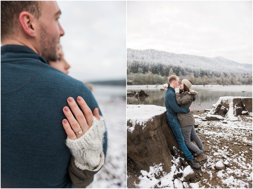 Rattlesnake Ledge Engagement
