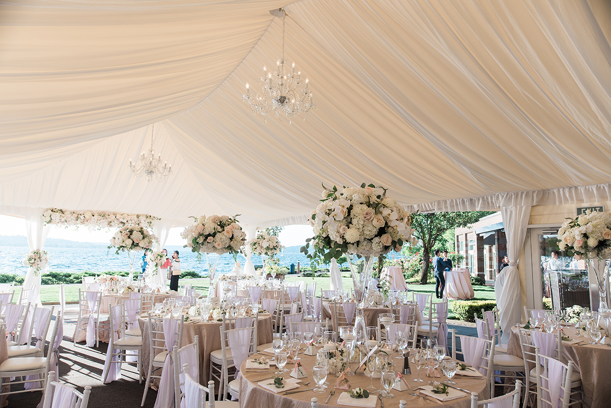 Best White Tent Wedding Venues in the PNW & Best White Tent Wedding Venues in the PNW u2014 B. Jones Photography ...