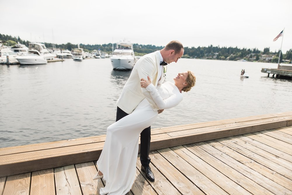 Woodmark Hotel and Delille Cellars Chateau, Seattle Wedding Phot