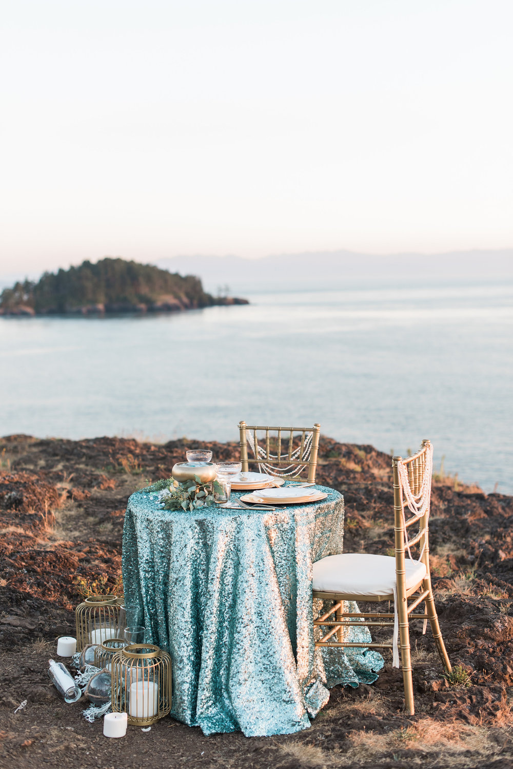 Planning a wedding in the San Juan Islands