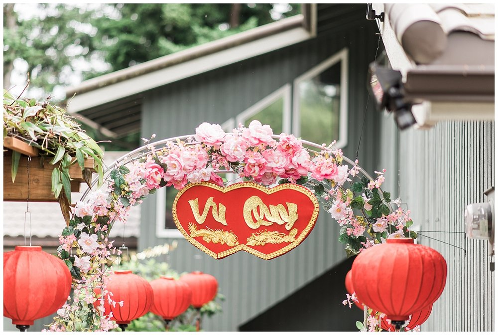 Vietnamese and Cambodian Tea Ceremony. Seattle Wedding Photographer