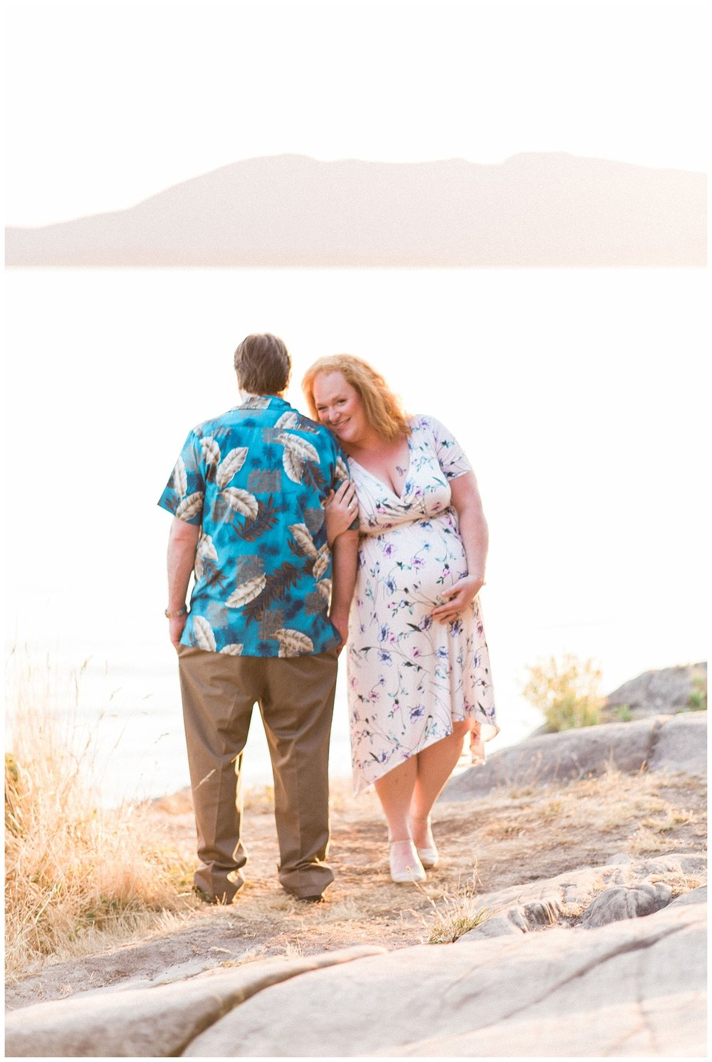 larrabee state park Maternity Photos. Baby Bump. Pregnant. Belli