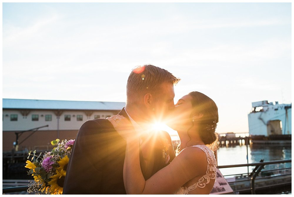 Bellingham Ferry Terminal, Seattle Wedding Photography, Snohomis