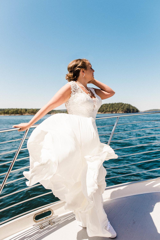 Boat Weddings & Engagements -
