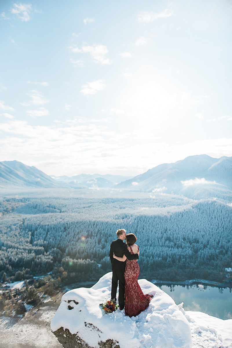Winter Weddings & engagements -