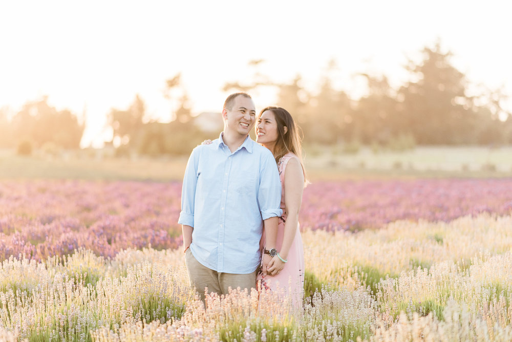 Engagement Photos by B. jones Photography