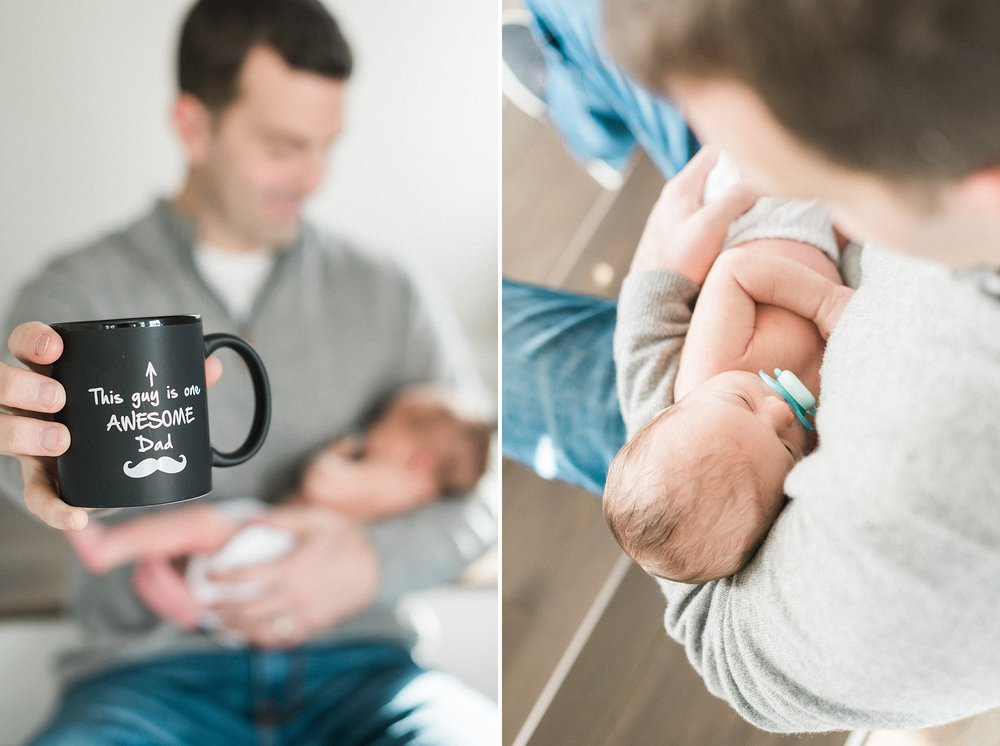 Seattle Lifestyle newborn photos. Mountains nursery. Harry potte