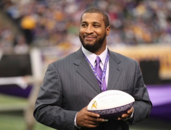 Daunte Culepper- Professional Football Player -