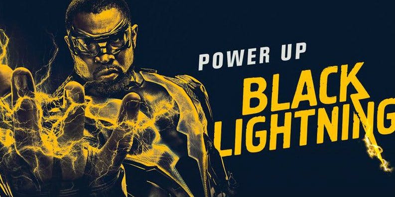 The CW: Black Lighting