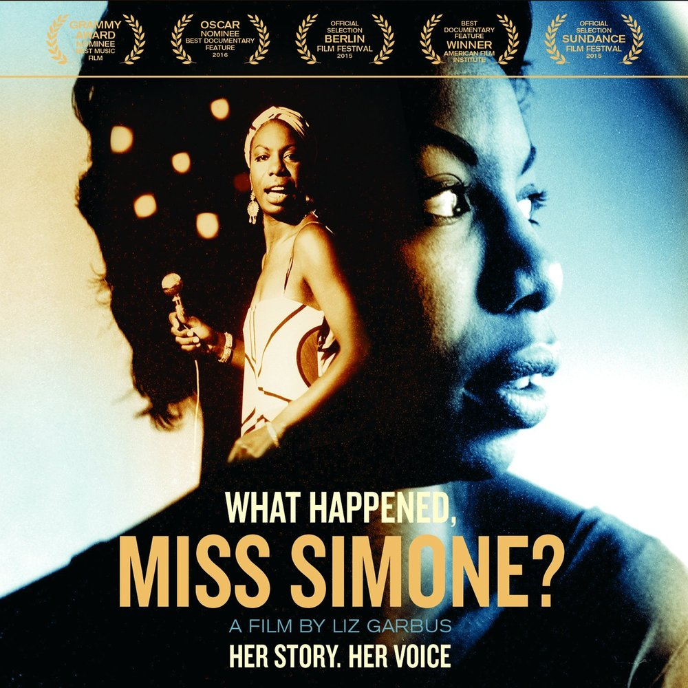 Netfilx: What Happened, Miss Simone?