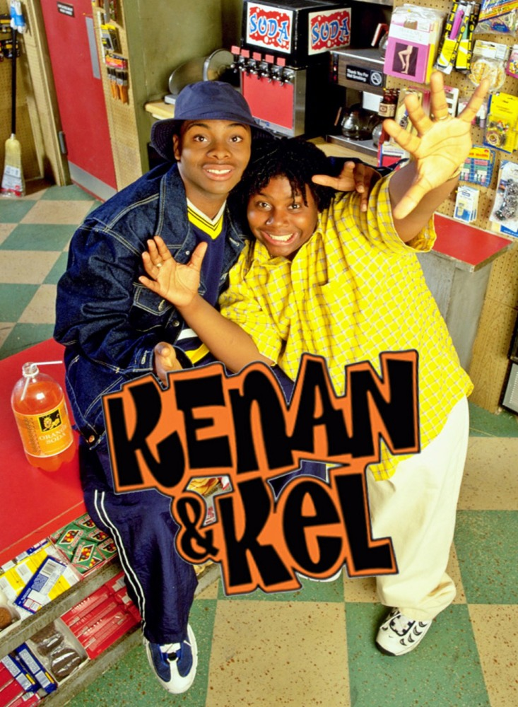 Amazon Prime: Kenan & Kel