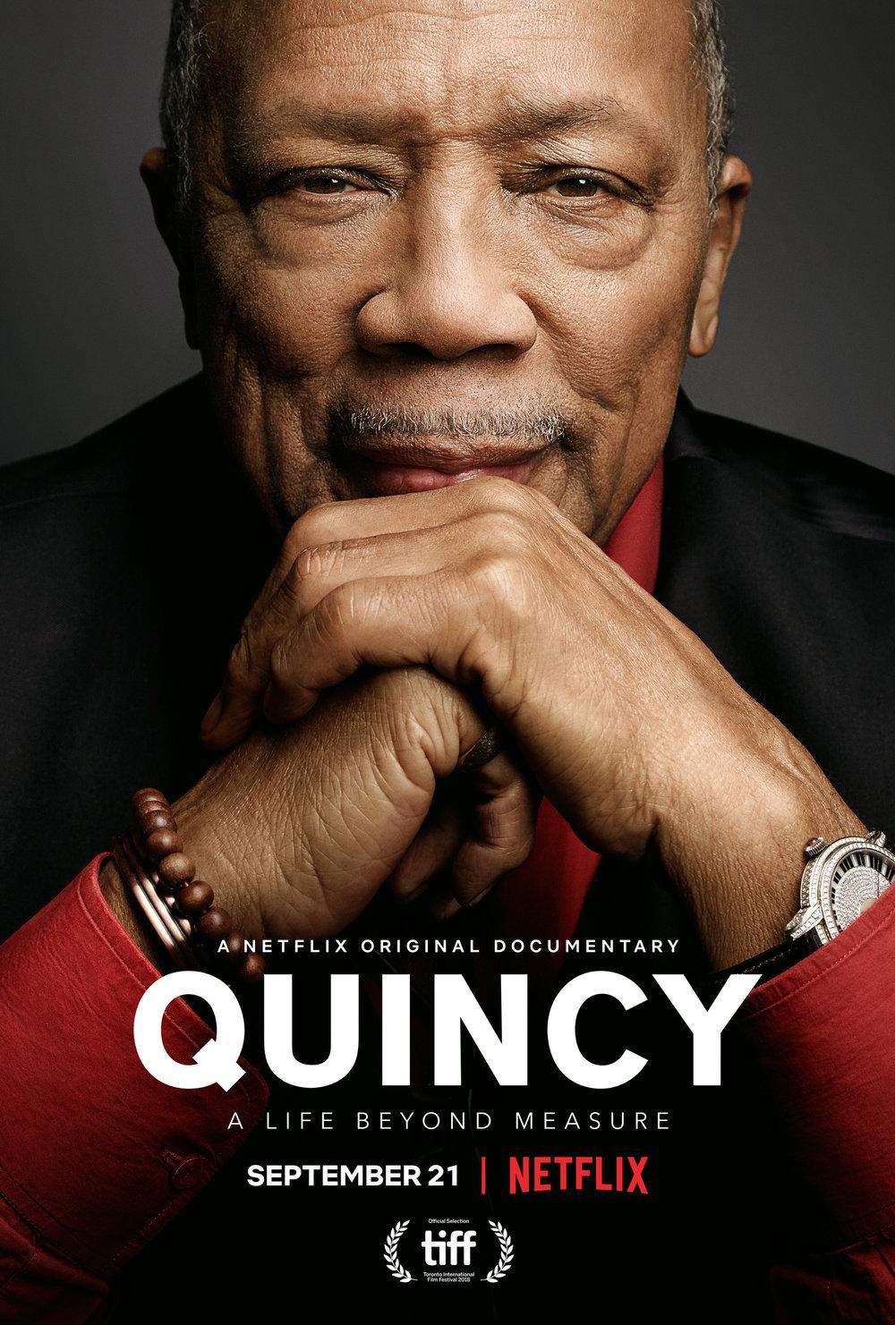 Netflix: Quincy