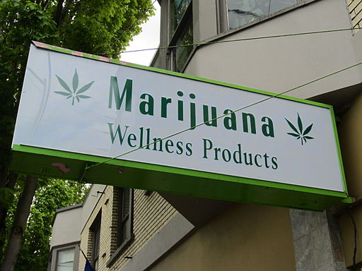 Marijuana Wellness Products