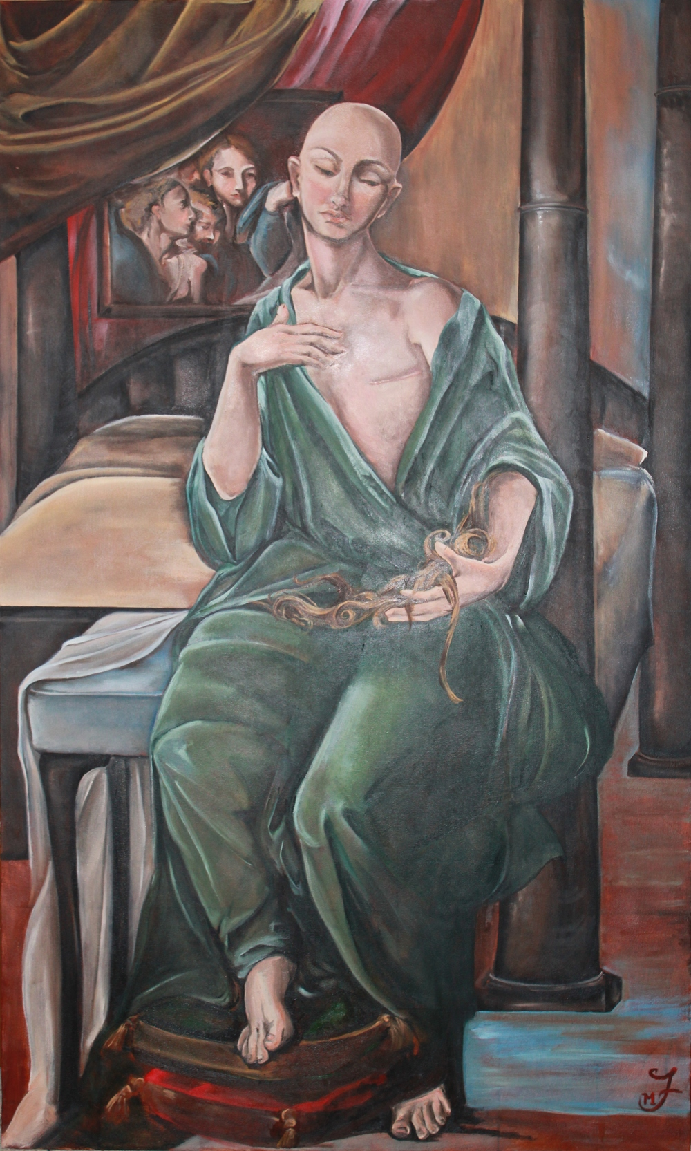 Woman with the Long Neck (2011)