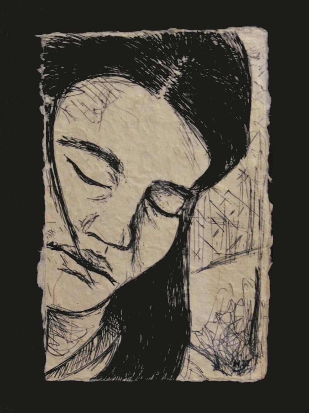 Face of Masseuse- Sunday, January 15, 2012