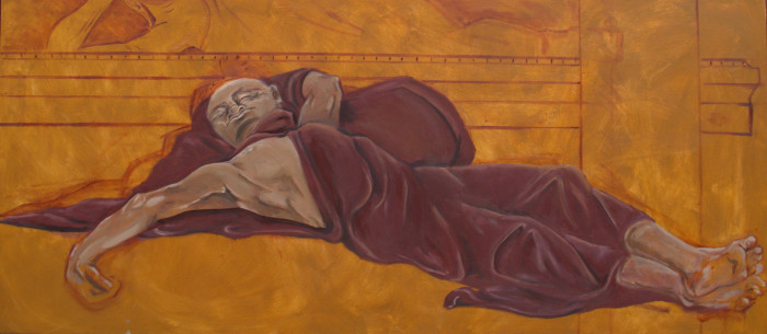 Sleeping and Dying progress II