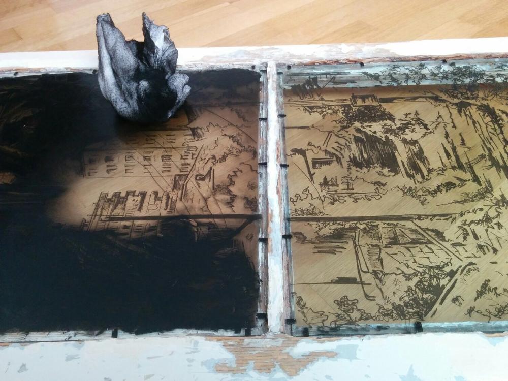 inking windows