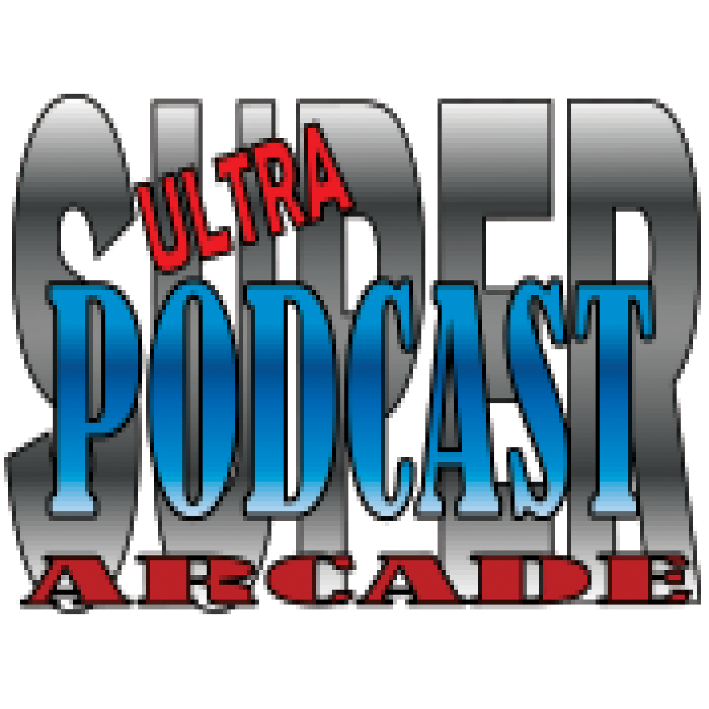 Super Ultra Podcast Arcade