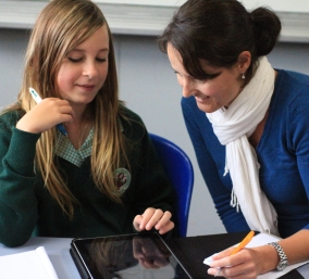 Speak to a tutor or a relative on our free video chat.