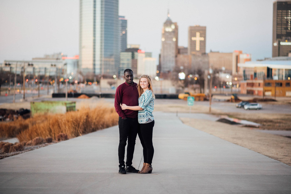 Oklahoma City Engagement Photographer
