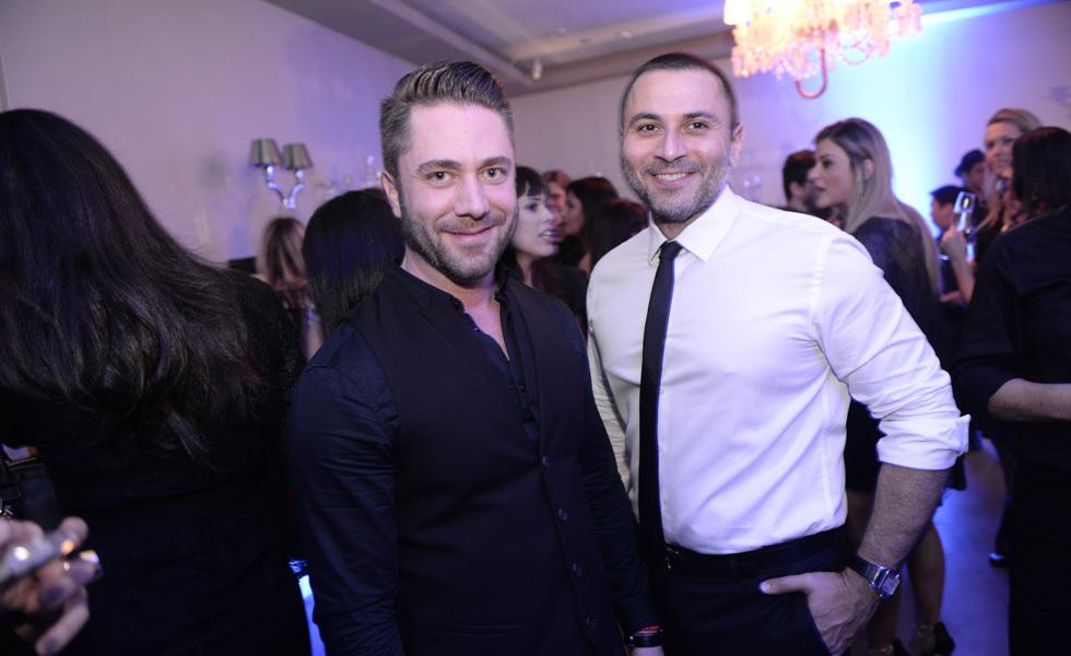 Lucas Anderi e Andre Lima
