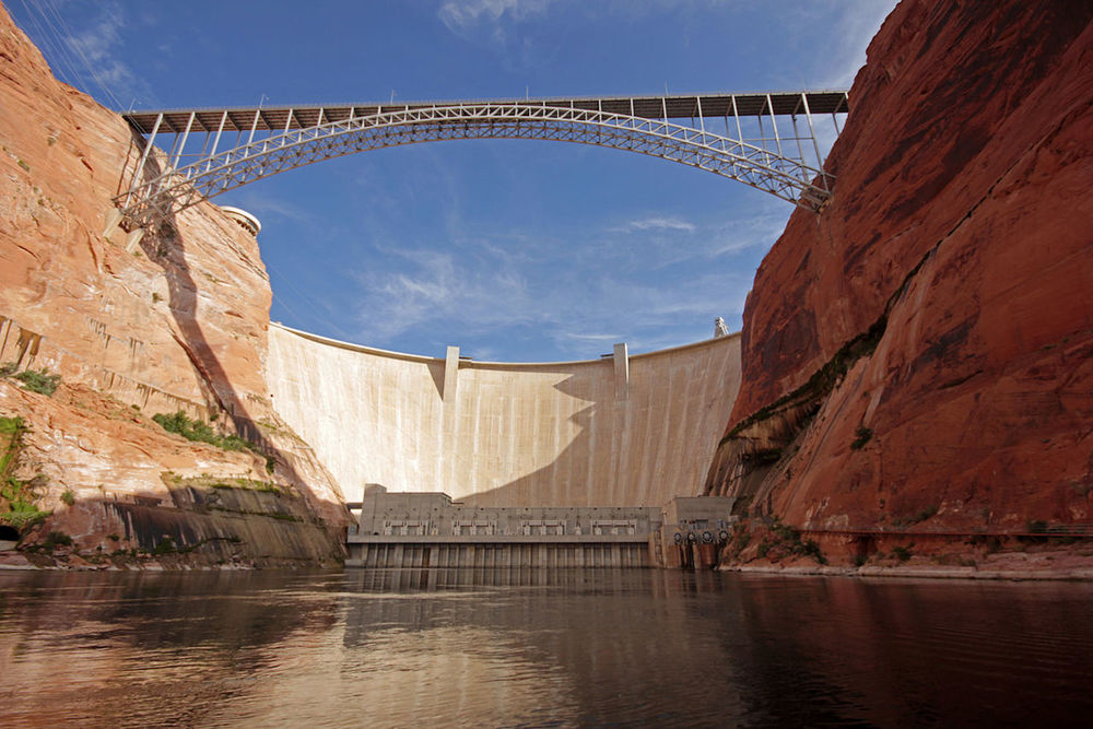 Glen Canyon Dam and Bridge.jpg