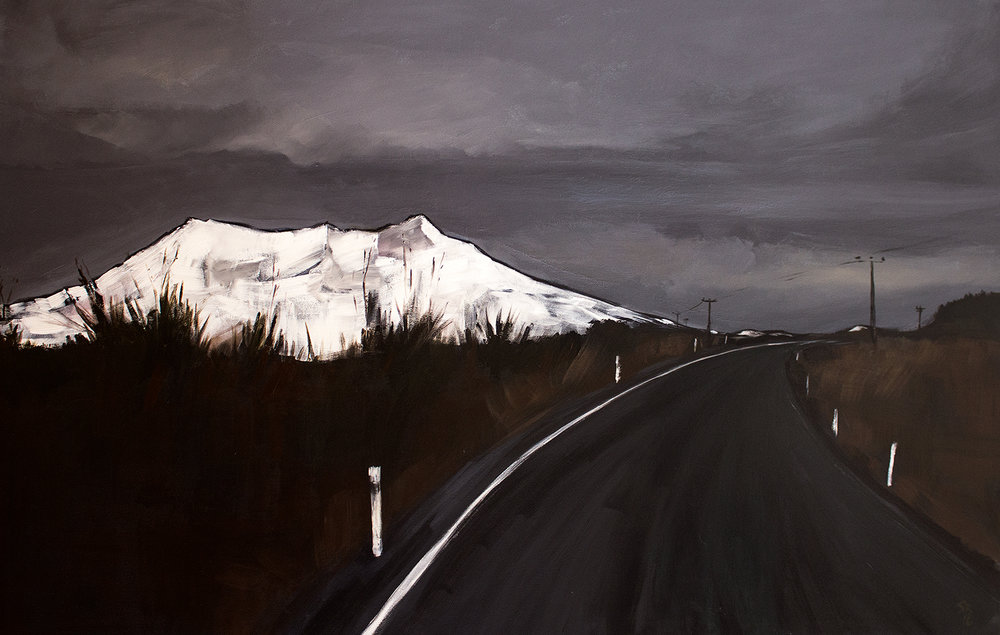Ruapehu Road, 2016 (SOLD)