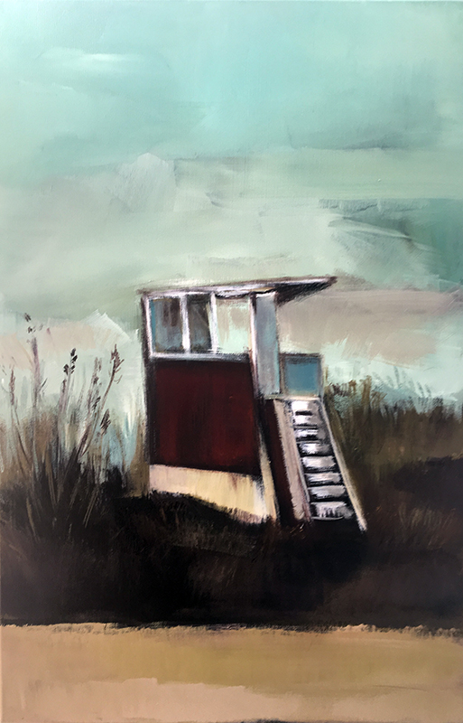 Hotwater Beach, 2017 (SOLD)