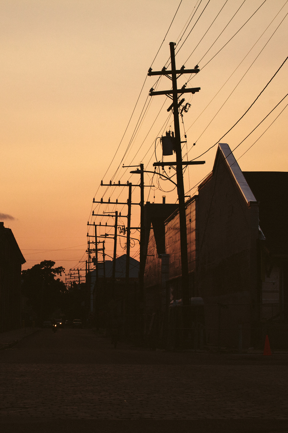 bywater sunset