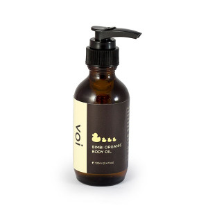Bimbi Organic Body Oil  $32  | 90g