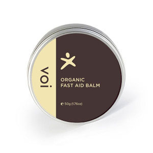Organic Fast Aid Balm  $38    50g