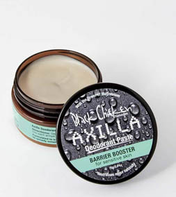 Axilla Deodorant Paste™ - Barrier Booster for sensitive skin  $19.50 | 75g | NEW