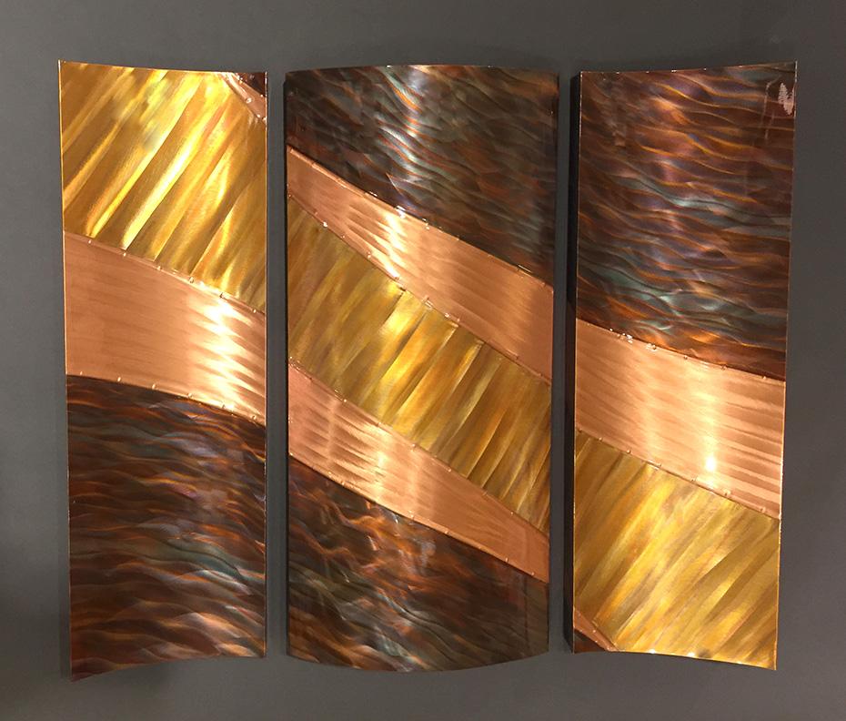 Copper elements