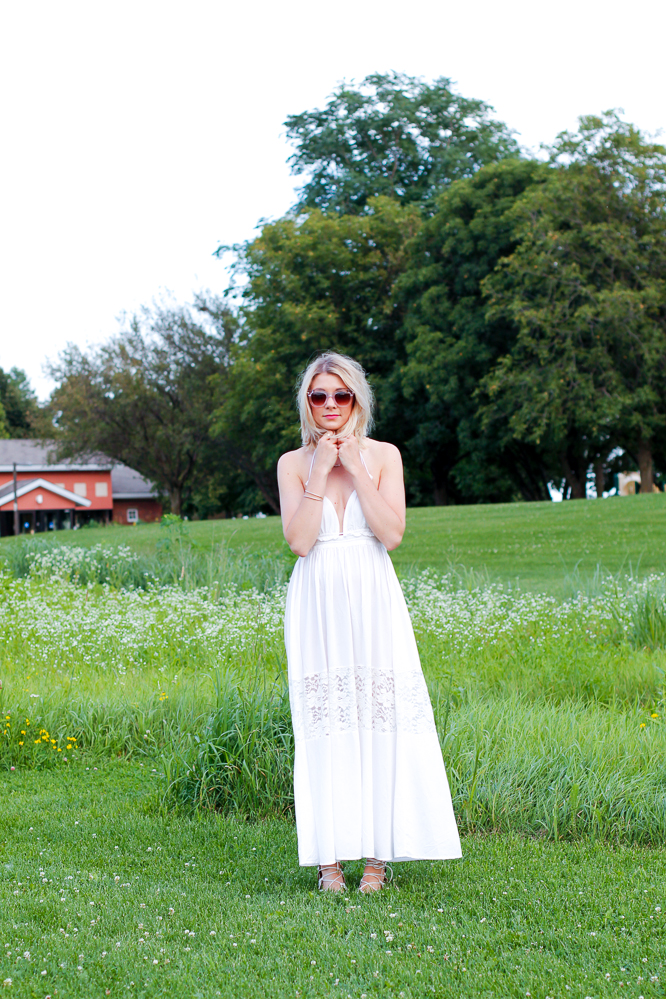WHITE FLOWY DEEP V NK LONG MAXI DRESS.jpg