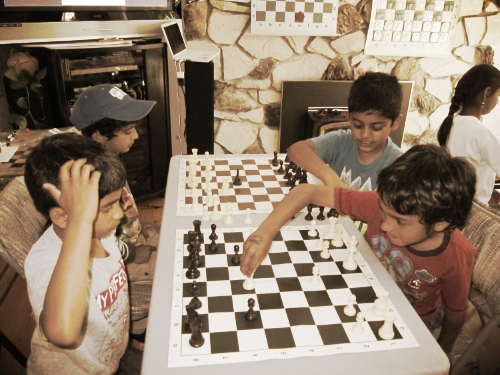 Chess Drives Scholastic Growth