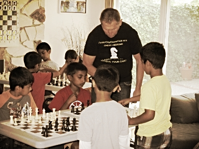 Hands-On Chess & Math Sessions