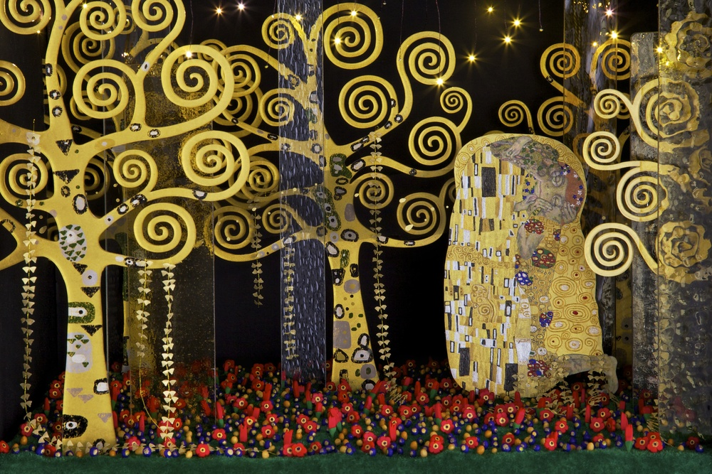 T'ode to Klimt, Box Animation, 2014
