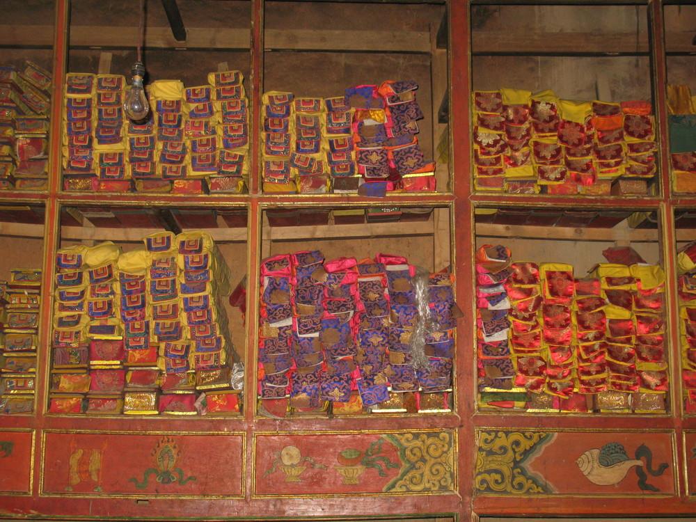 Tibetan books